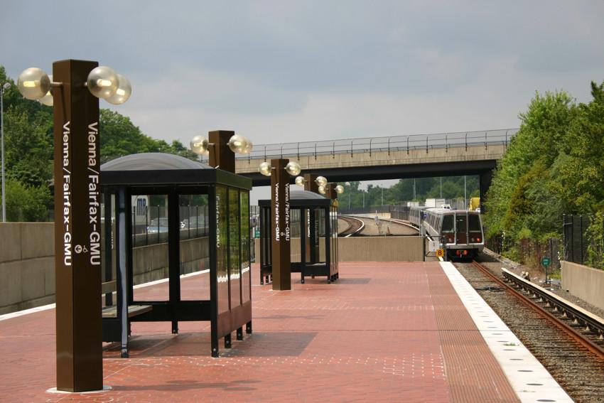 GMU Metro Station