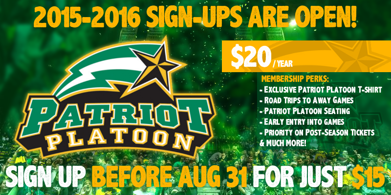 Patriot Platoon Sign ups twitter rect