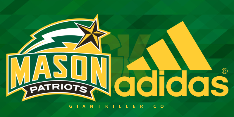 First Look adidas George Mason