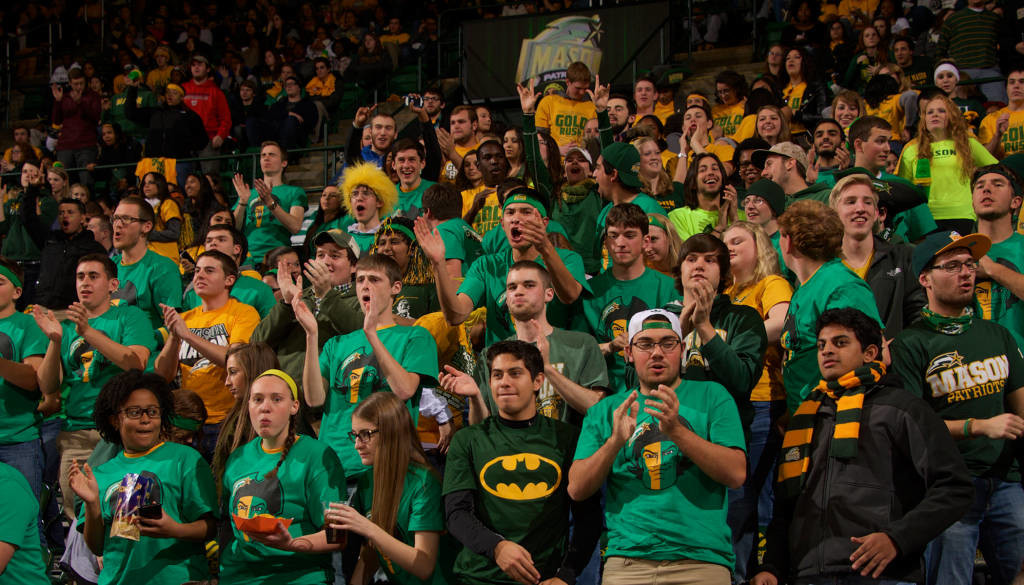 GMU Basketball Mason