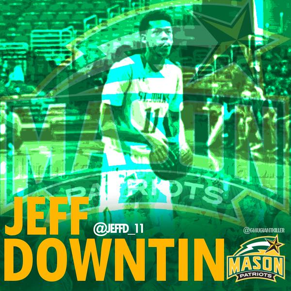 Jeff Dowtin George Mason