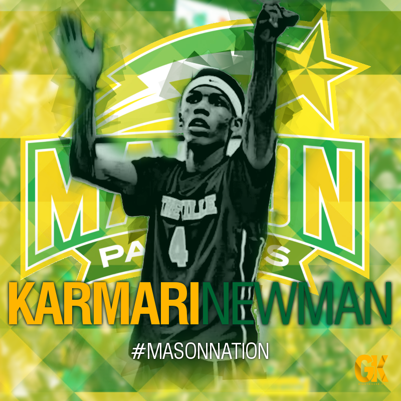 KARMARI NEWMAN GEORGE MASON COMMIT