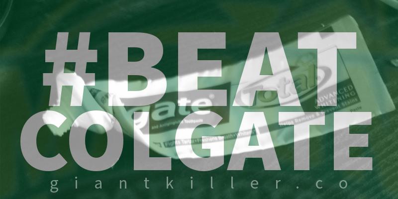 beat colgate