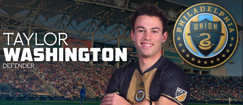 Taylor washington USL Bethlehem Steel FC