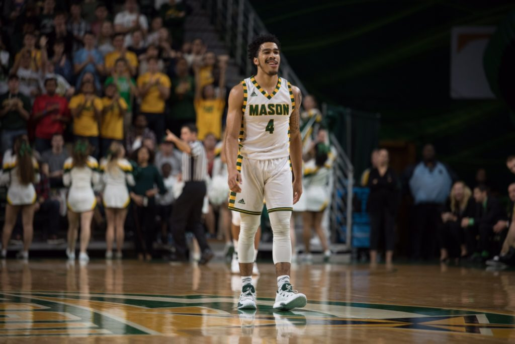 Otis Livingston II  - George Mason Basketball