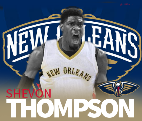 Shevon Thompson New Orleans Pelicans Summer League Schedule